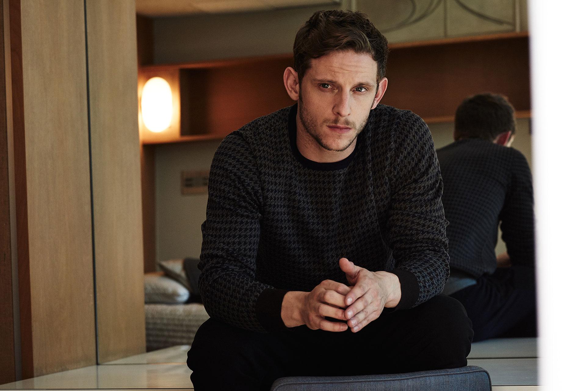 Jamie Bell , de 30 años, es conocido en cine por su papel en Billy Elliot