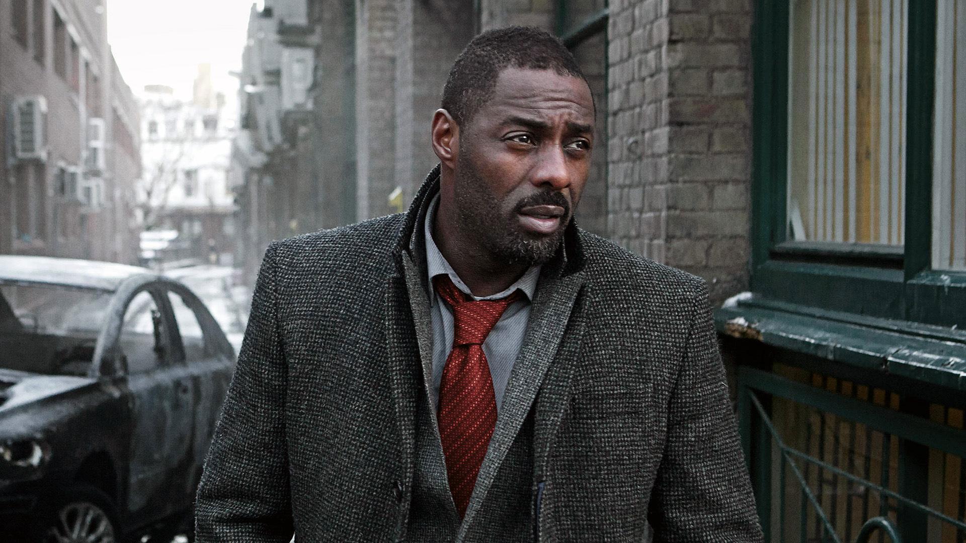 """El inglés Idris Elba protagonizó la serie """"Luther"""" por cinco años"""