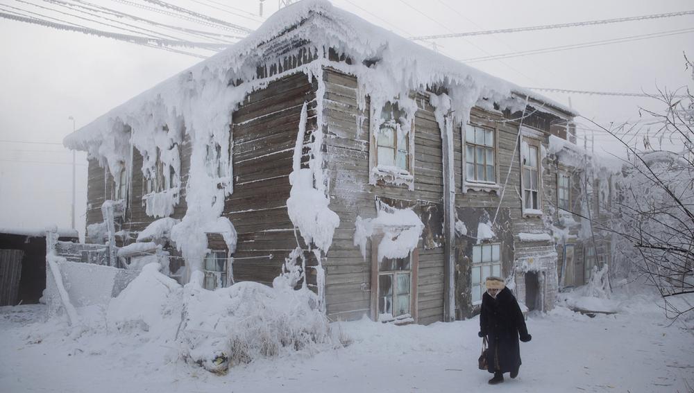 Resultado de imagen para Oymyakon, Rusia