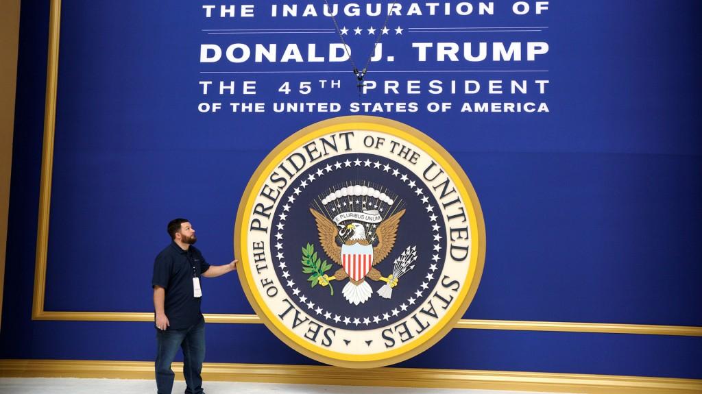 Donald Trump asume como presidente de los Estados Unidos (Reuters)