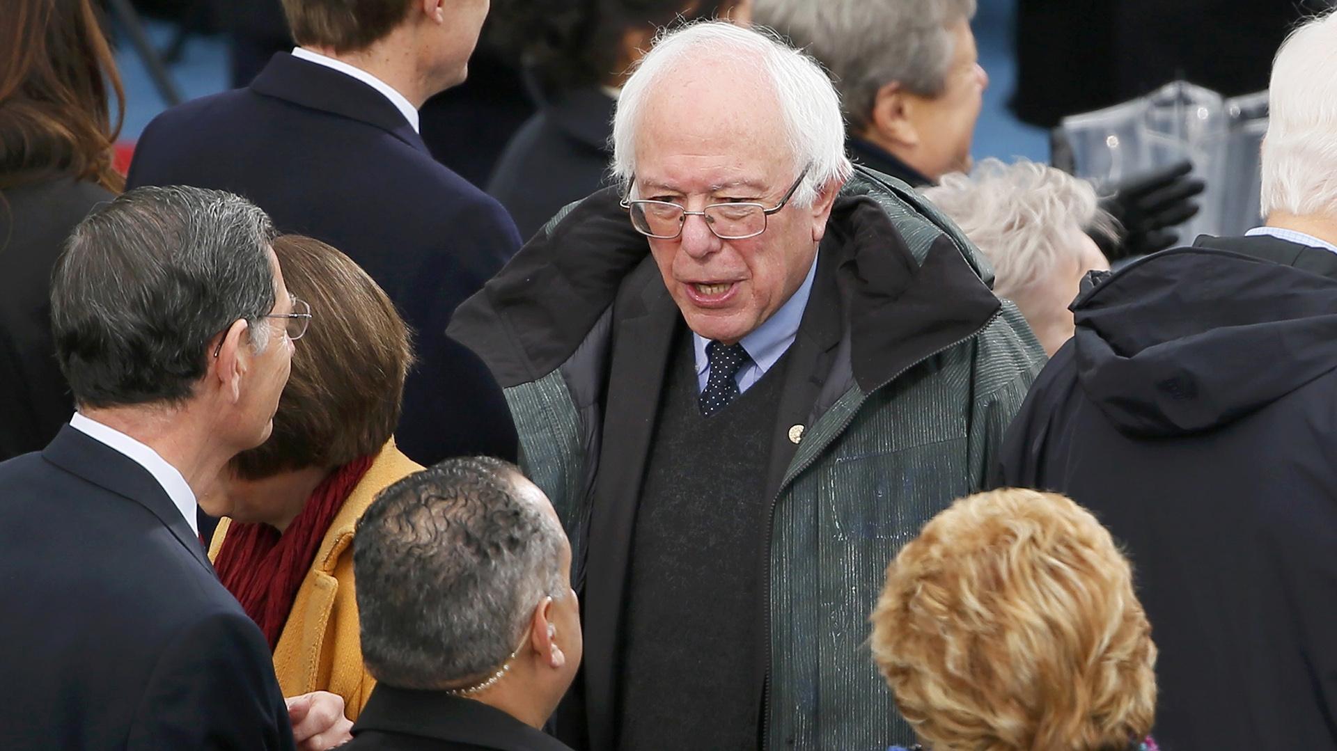 Bernie Sandres también participó (Reuters)