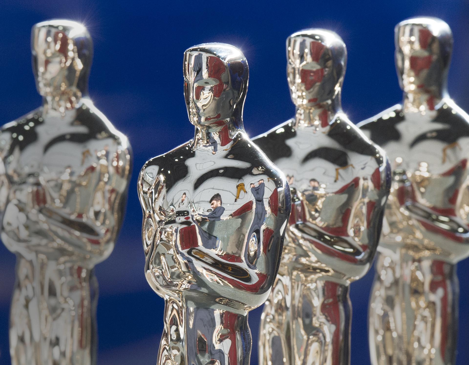 Este año la Academia podría cambiar el formato y los actores que presenten la gala serán los que hagan la introducción(AFP PHOTO / DON EMMERT)