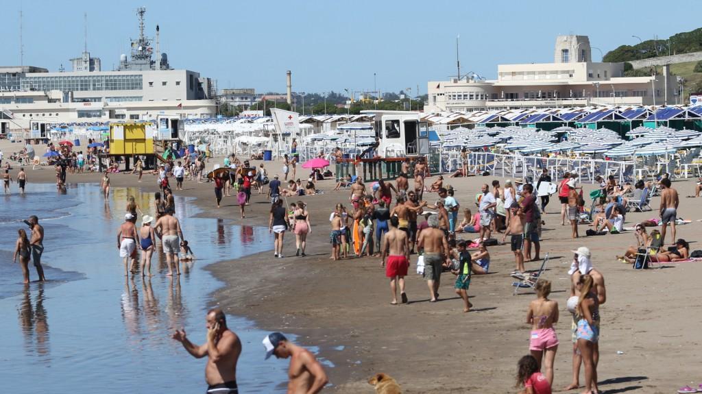 """""""Muy triste"""", fue el balance del gremio que nuclea a trabajadores del sector del turismo en Mar del Plata sobre lo que va de la temporada"""