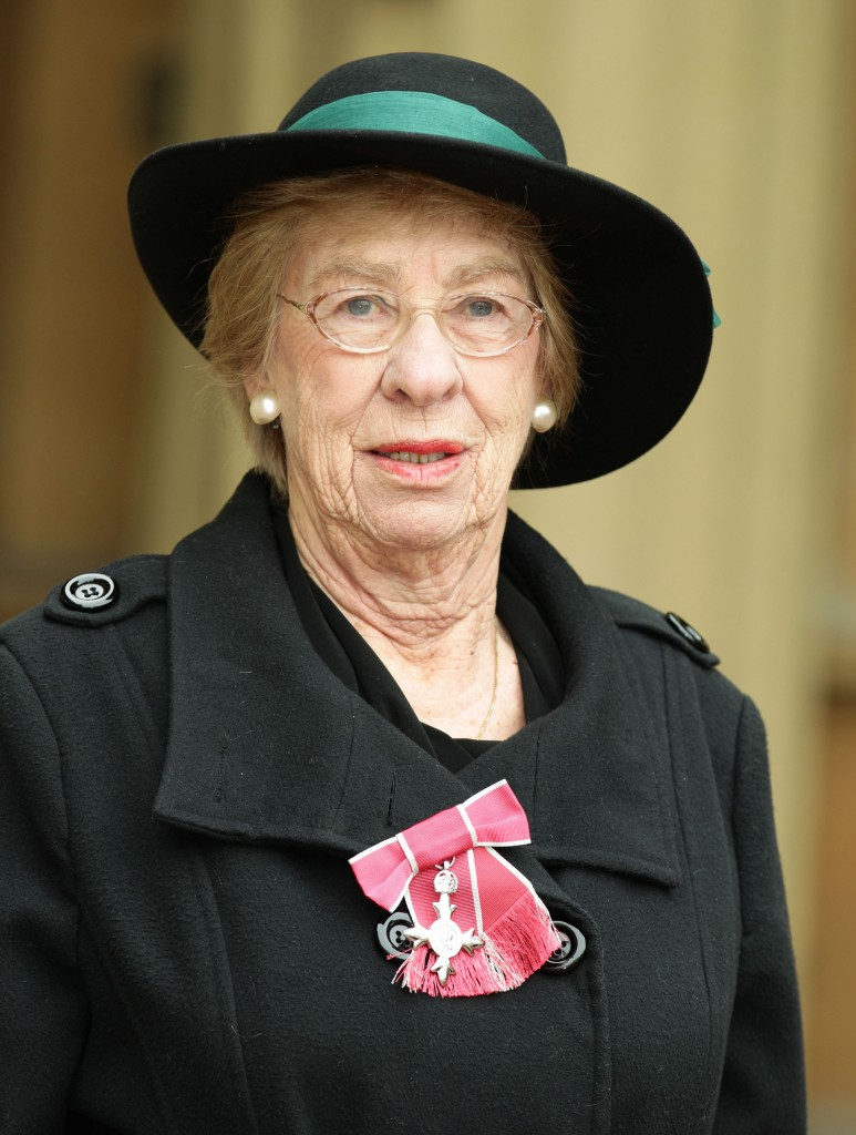 Eva Schloss (Getty)