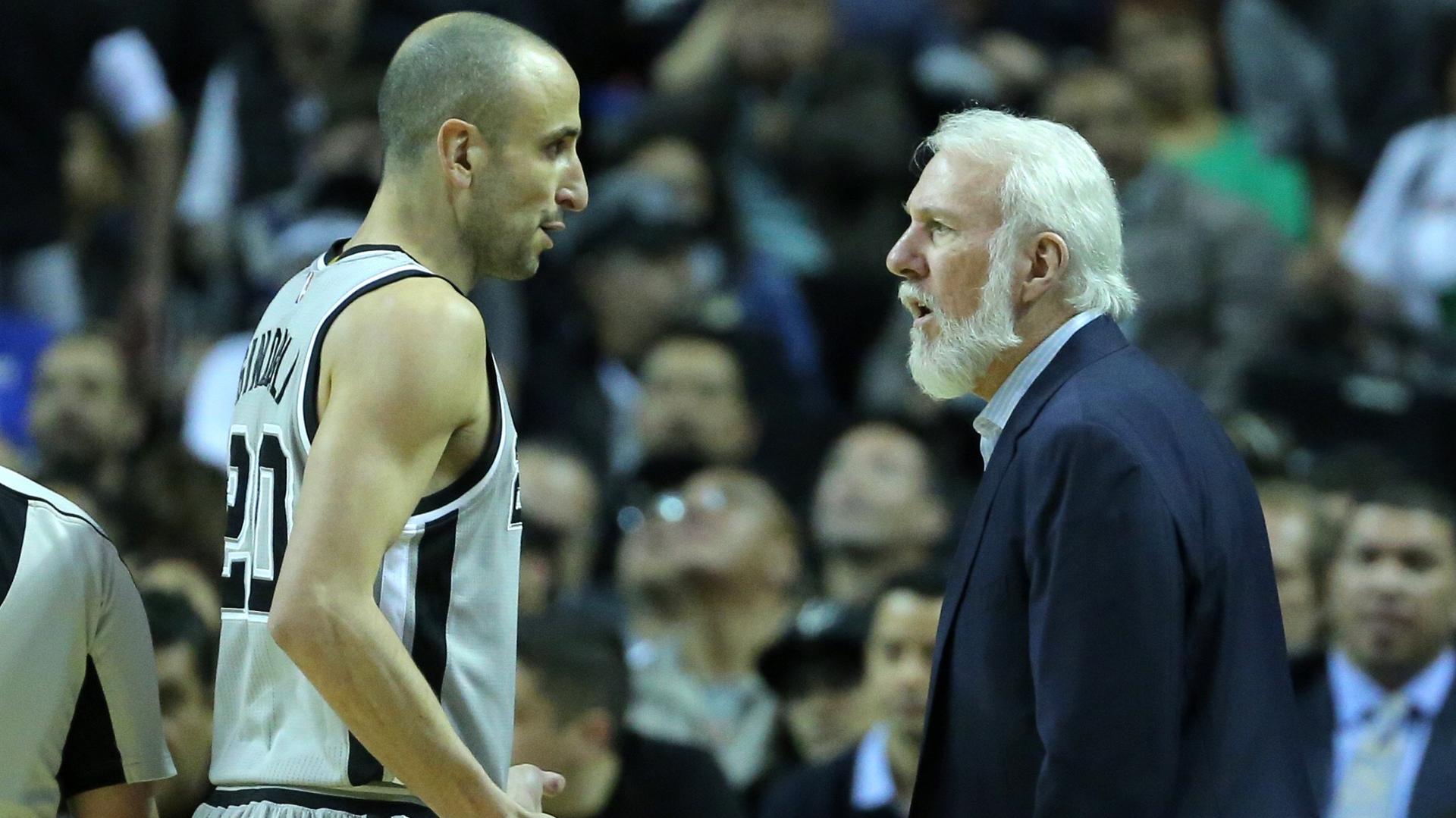 Junto a Gregg Popovich, con quien compartió una relación profesional a lo largo de toda su carrera en la NBA