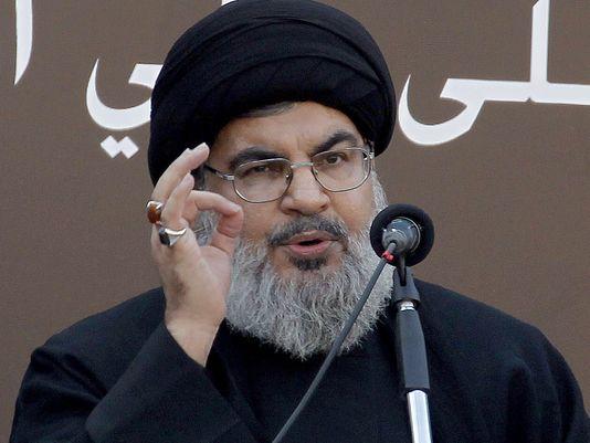 El líder de Hezbollah, Hassan Nasrhallah (Archivo)