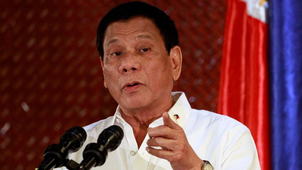 Rodrigo Duterte, el polémico presidente de Filipinas (Reuters)