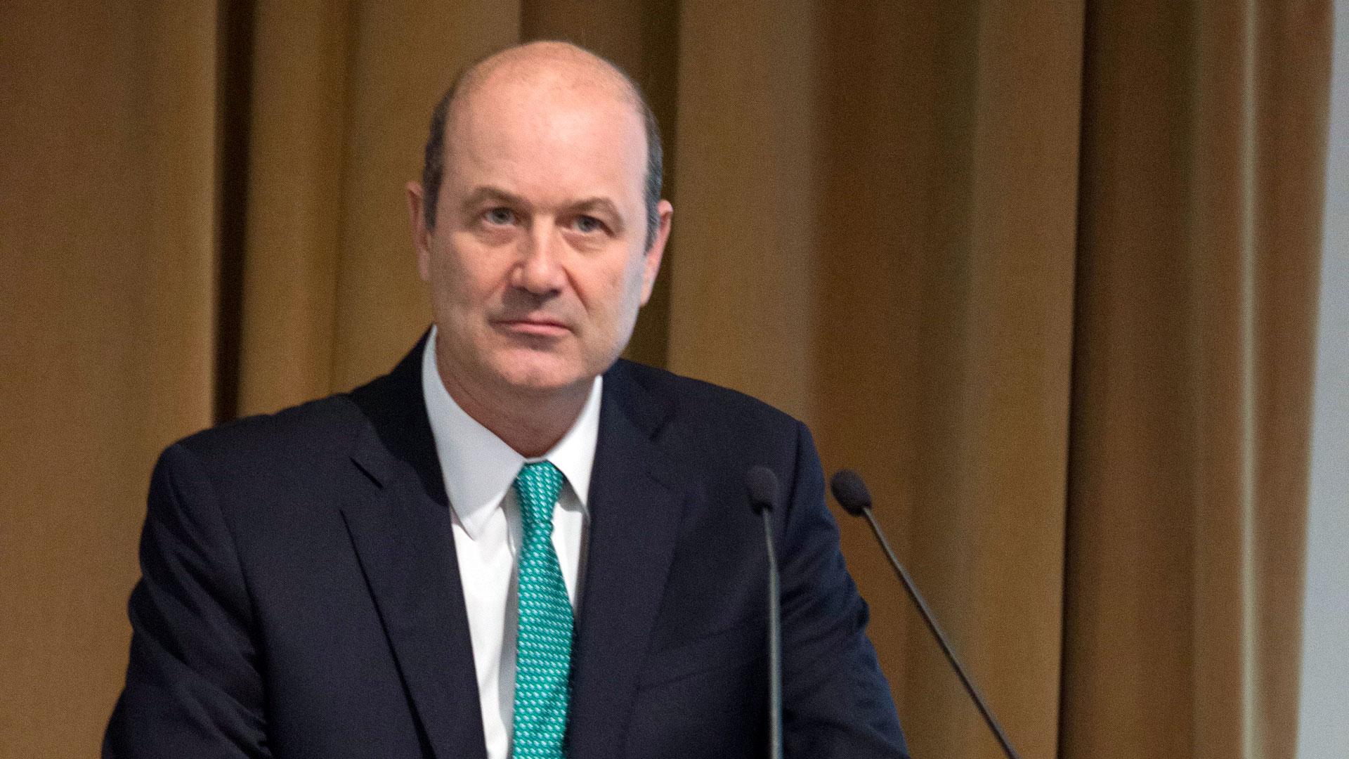 Federico Sturzenegger, presidente del BCRA. (NA)