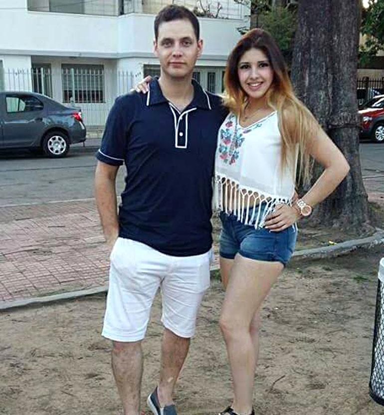 Nahuel Bellocq fue asesinado de un tiro en la cabeza delante de su novia, en Villa Luzuriaga