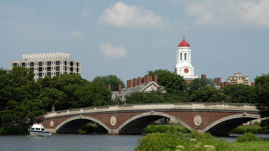 La Universidad de Harvard, en Cambridge, Estados Unidos, donde Shinagel se graduó y fue decano de Educación Continua por 36 años antes de retirarse (Shutterstock)