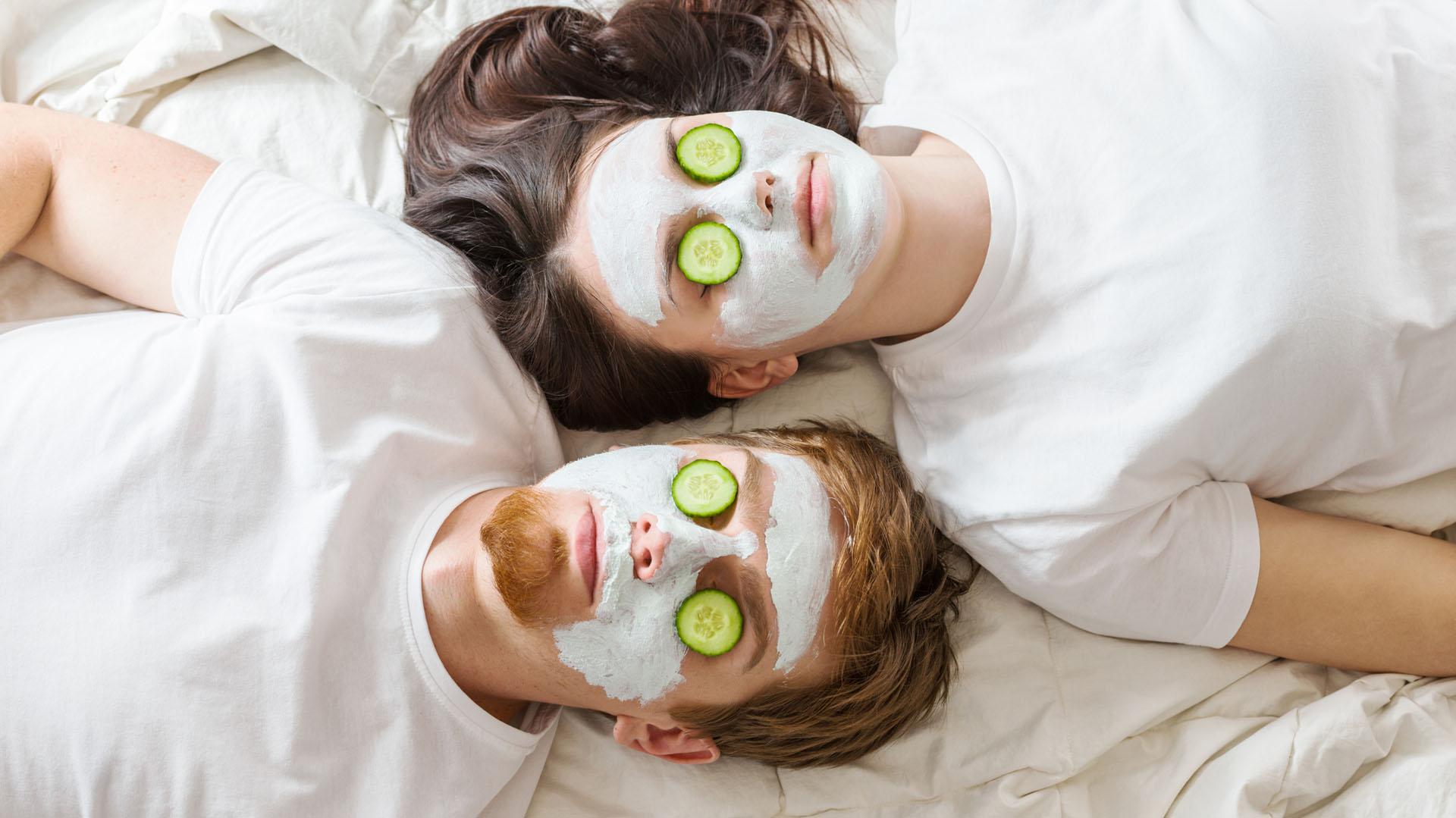 Siete mascarillas naturales para revivir la piel después de