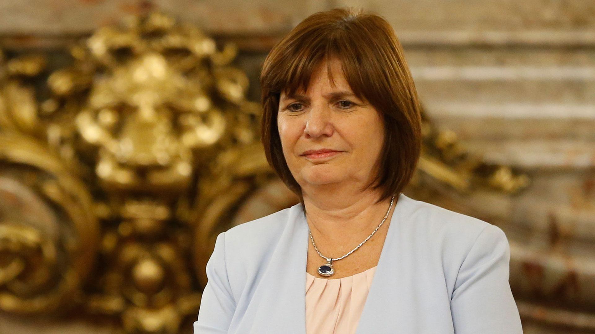 Patricia Bullrich (Getty)