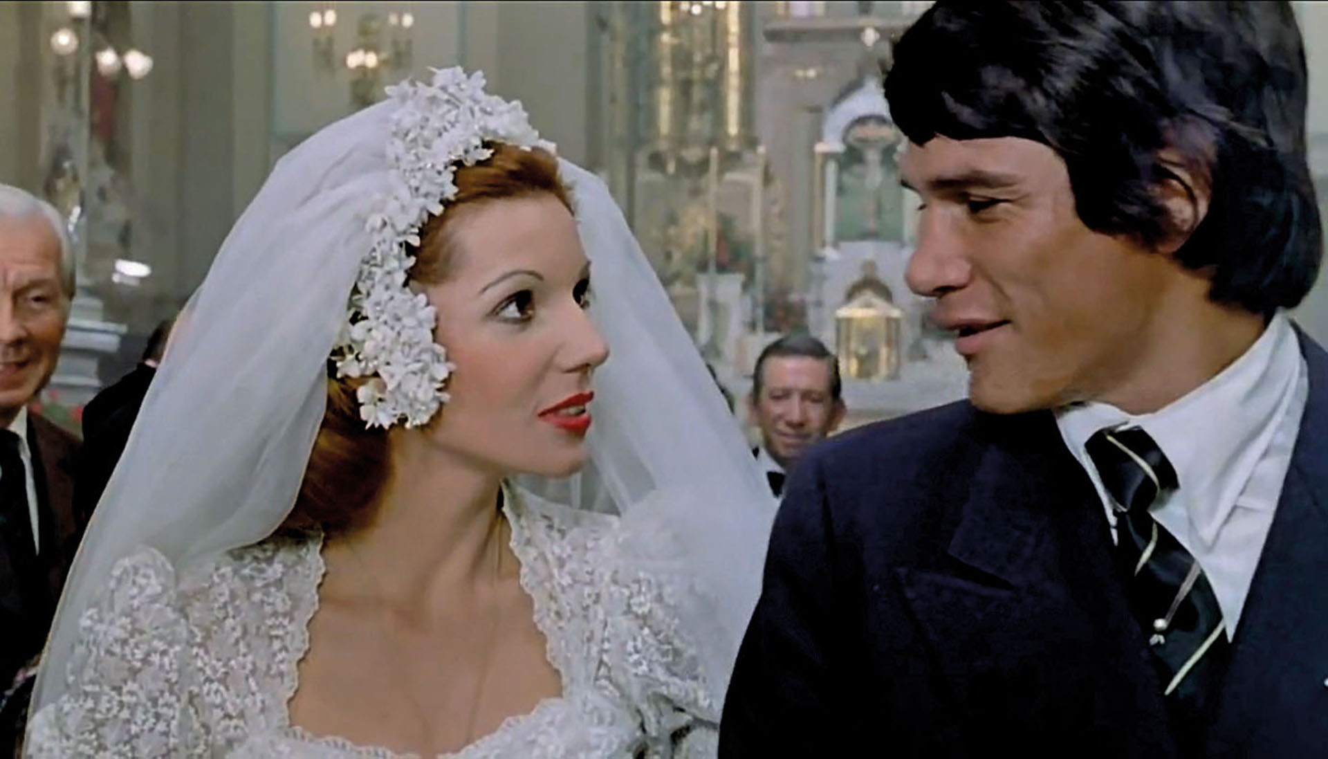 """Con Carlos Monzón protagonizó la película dramática """"La Mary"""", dirigida por Daniel Tinayre, que fue todo un éxito. Con el boxeador, Susana tuvo una relación amorosa intensa y muy conflictiva"""