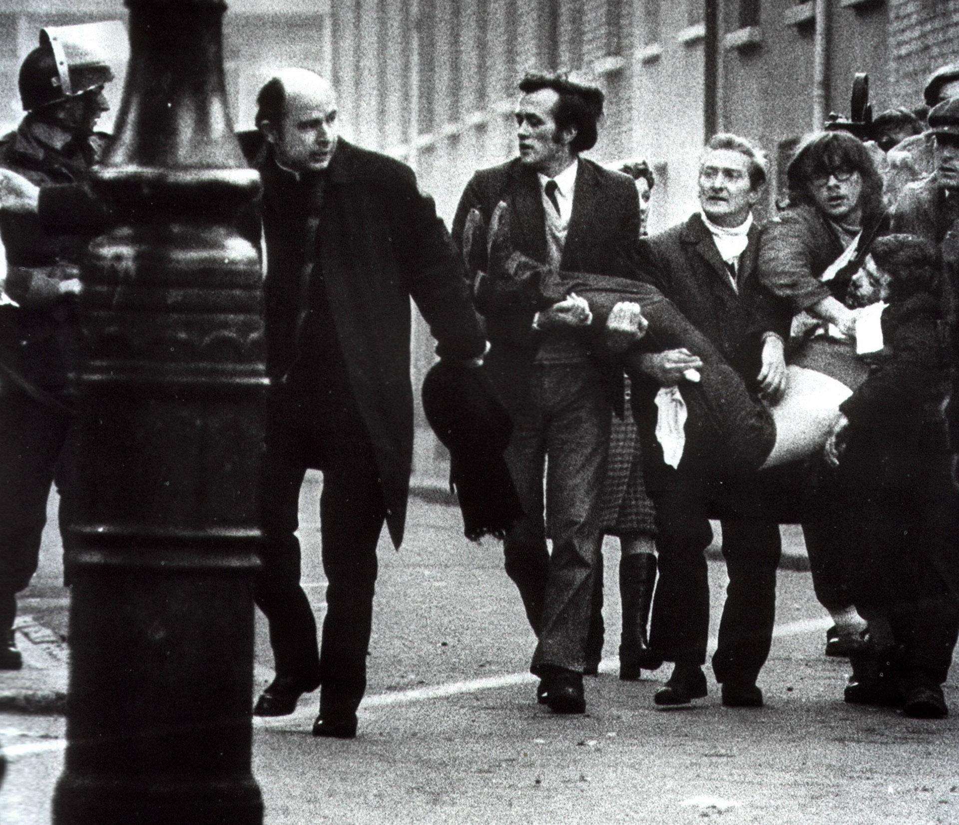 Cerca de 3.600 personas murieron en Irlanda del Norte durante el período conocido como The Troubles, entre 1968 y 1998