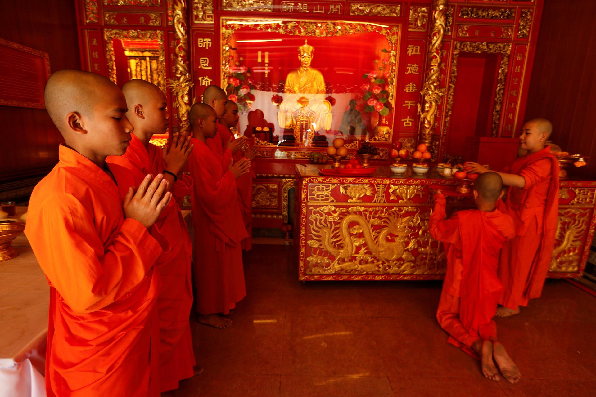 El templo más antiguo y más grande de Bangkok, Wat Pho es, posiblemente, uno de los templos más famosos de toda Tailandia (REUTERS)