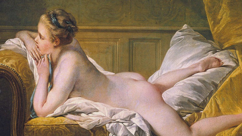 Una cortesana de Versalles