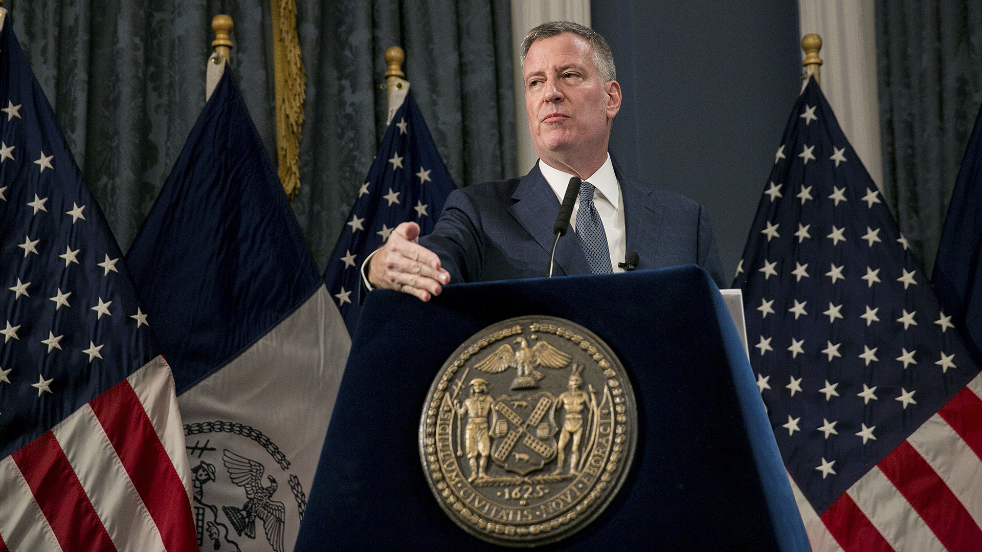 De Blasio (Getty)
