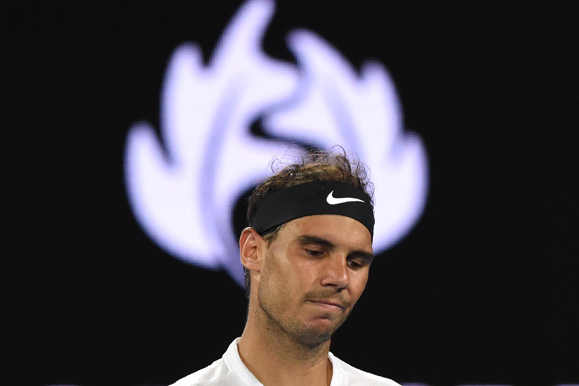 Rafael Nadal accedió al número seis del ranking, mientras que Federer quedó en el décimo