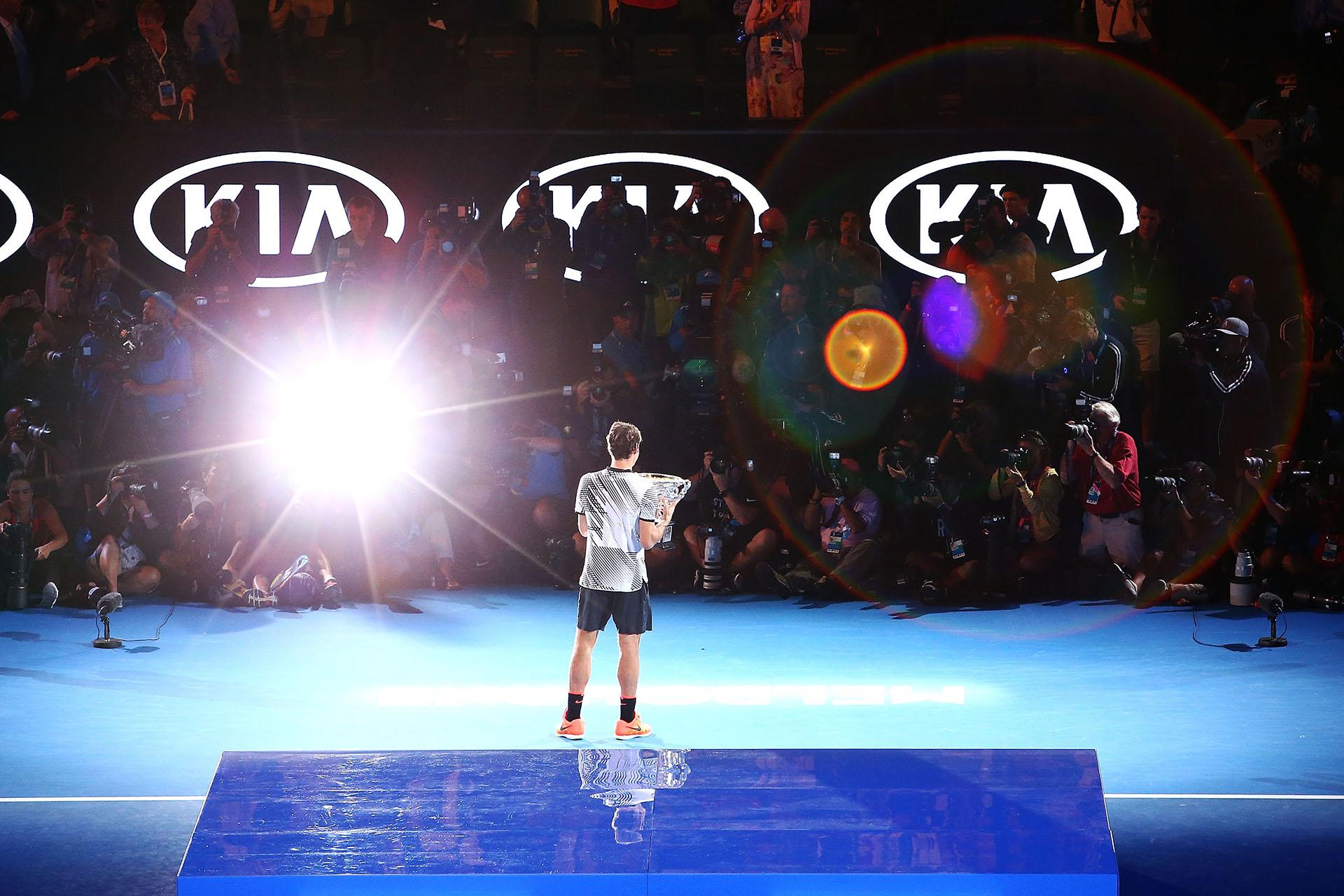 La última vez que jugaron por un título grande fue en Roland Garros 2011, con triunfo de Nadal en cuatro sets.