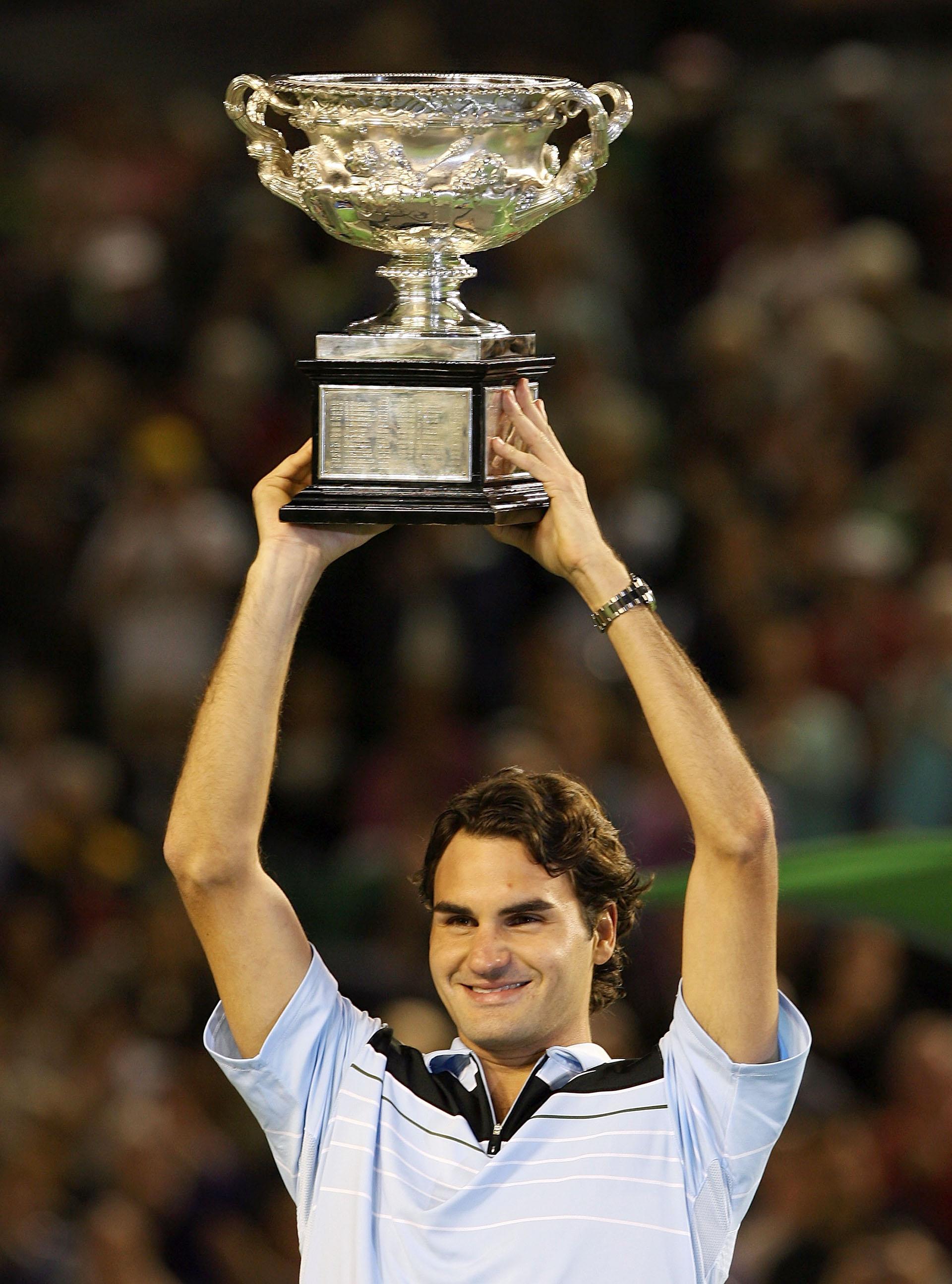 En 2007, empezó con el pie derecho ya que se quedó con el Abierto de Australia tras vencer a Fernando González por 7-6 , 6-4, 6-4 en el primer Grand Slam de la temporada