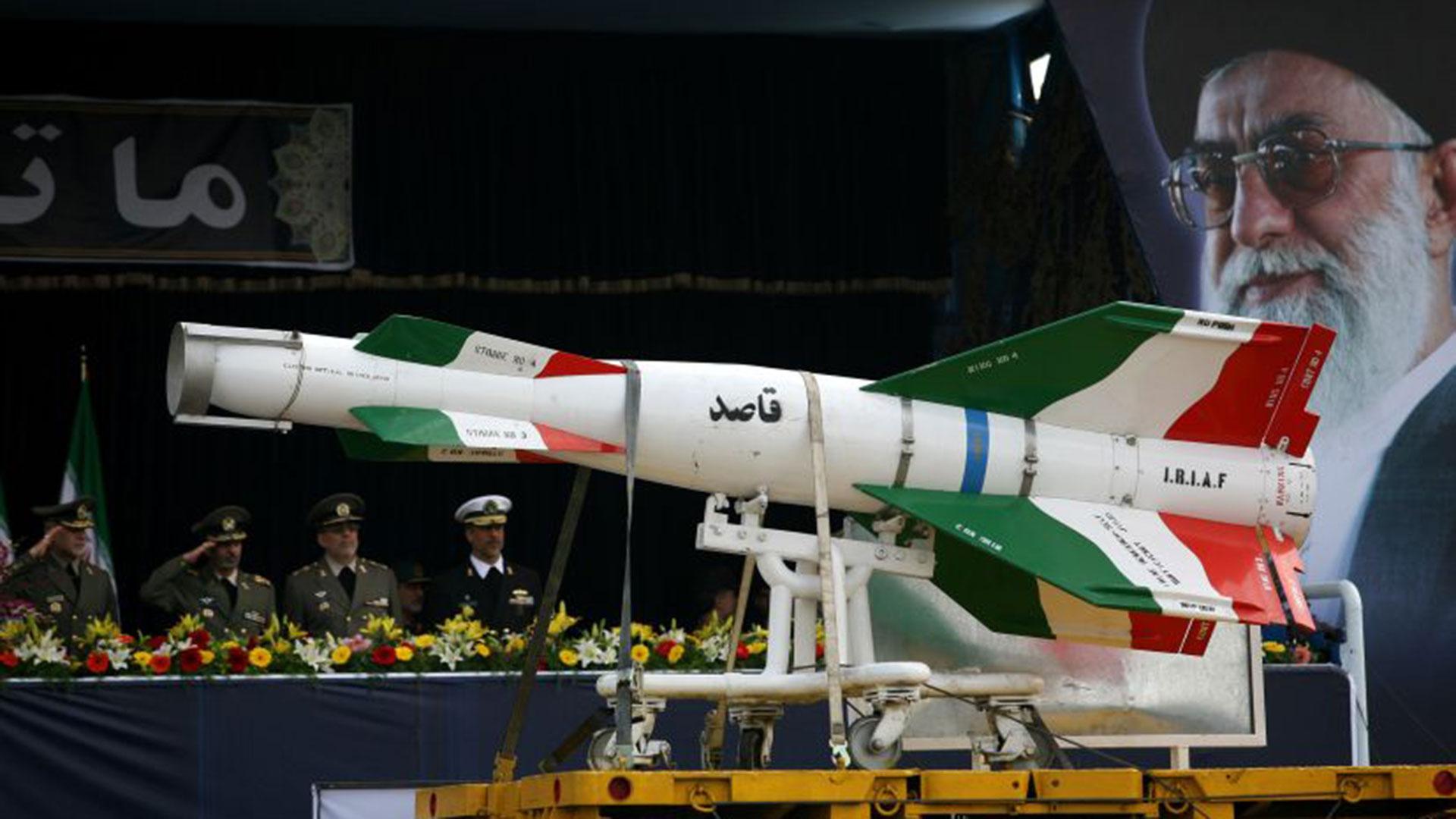 Irán amenazó con atacar bases norteamericanas si EEUU impone nuevas sanciones contra el régimen persa