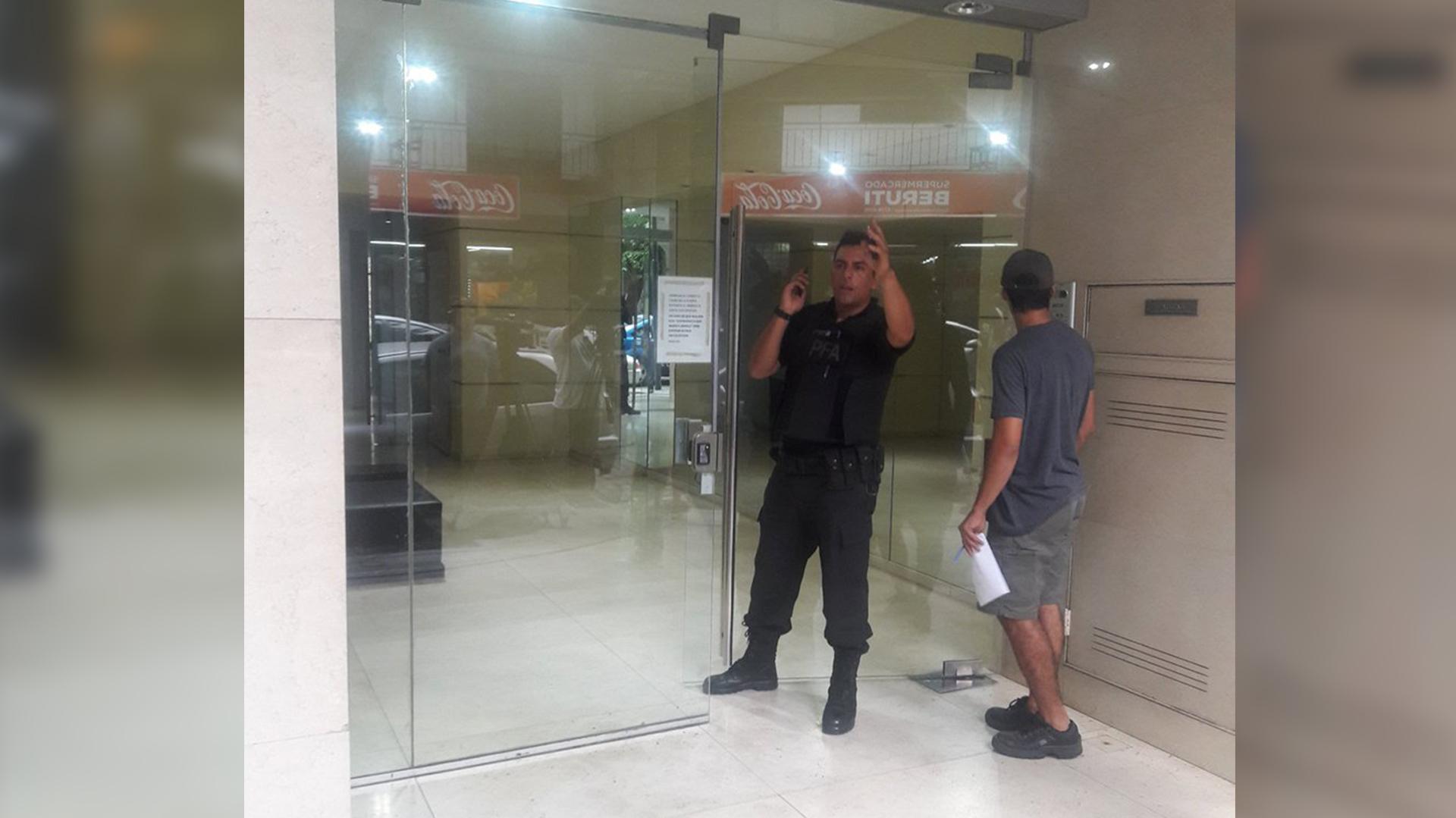 El departamento de Billiris en Palermo donde se produjo el ataque