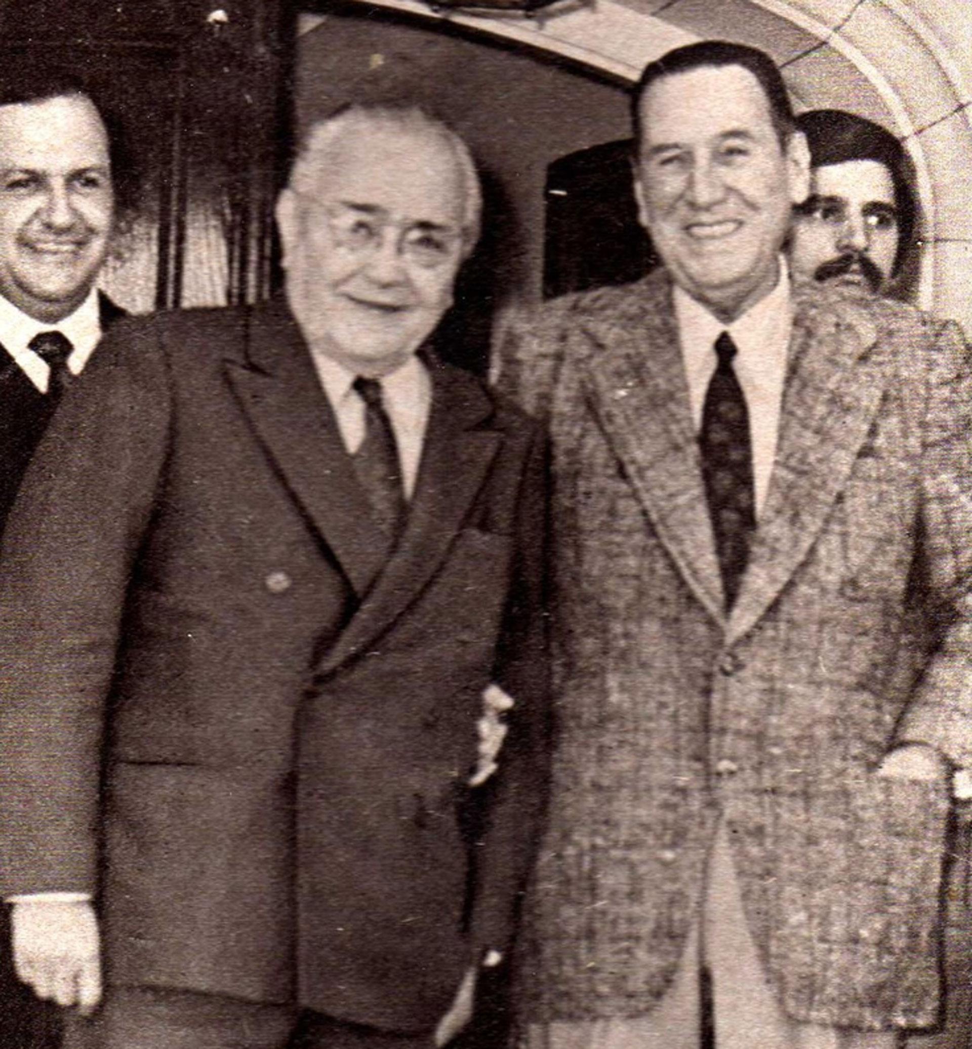 Perón y el encuentro con el líder de la oposición, Ricardo Balbín (UCR) en su intento de consolidar la reconciliación y unidad de los argentinos