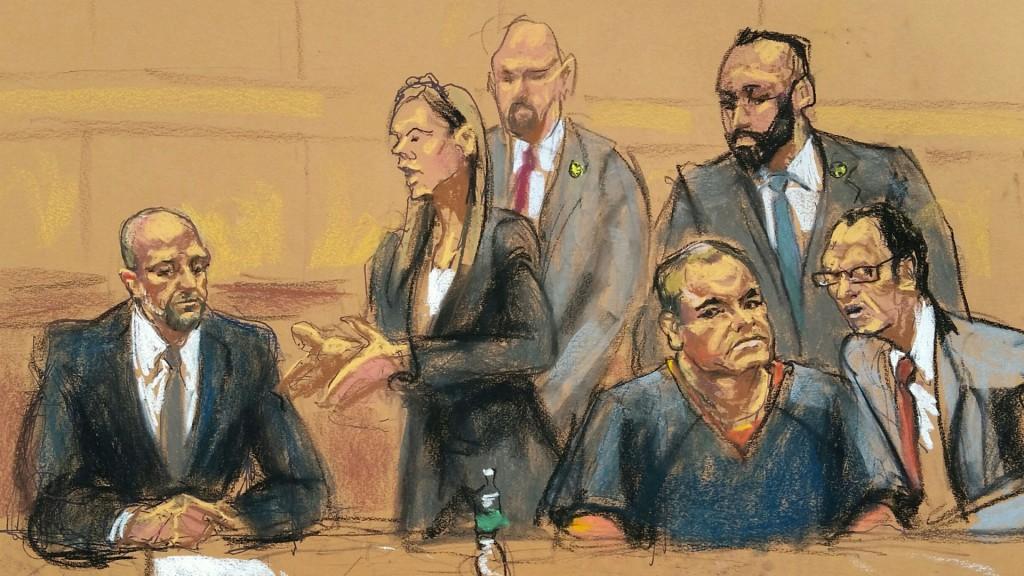 portada chapo juicio corte brookling