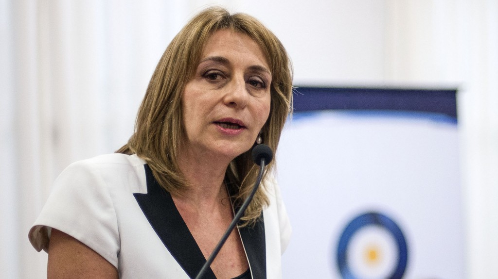 La procurado Alejandra Gils Carbó (NA)