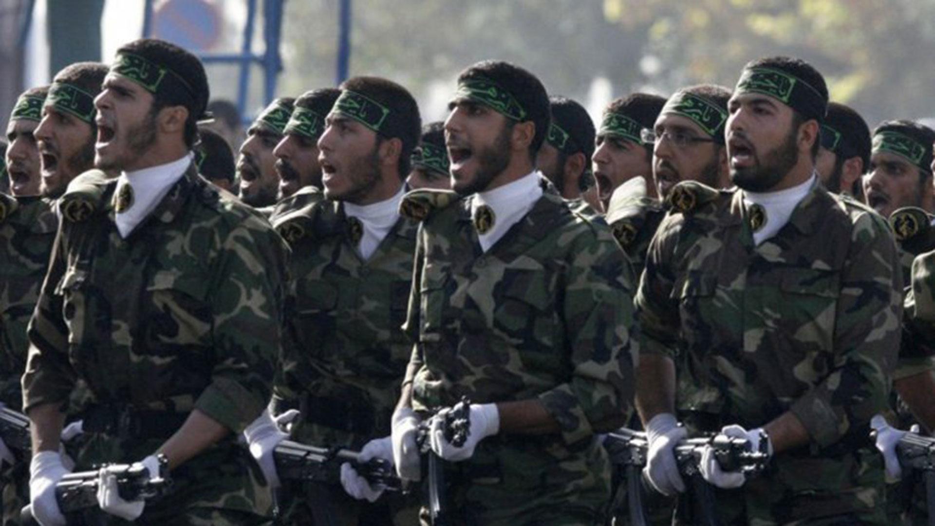 Como otros sistemas de armas avanzados, los drones son operados por la Guardia Revolucionaria de Irán