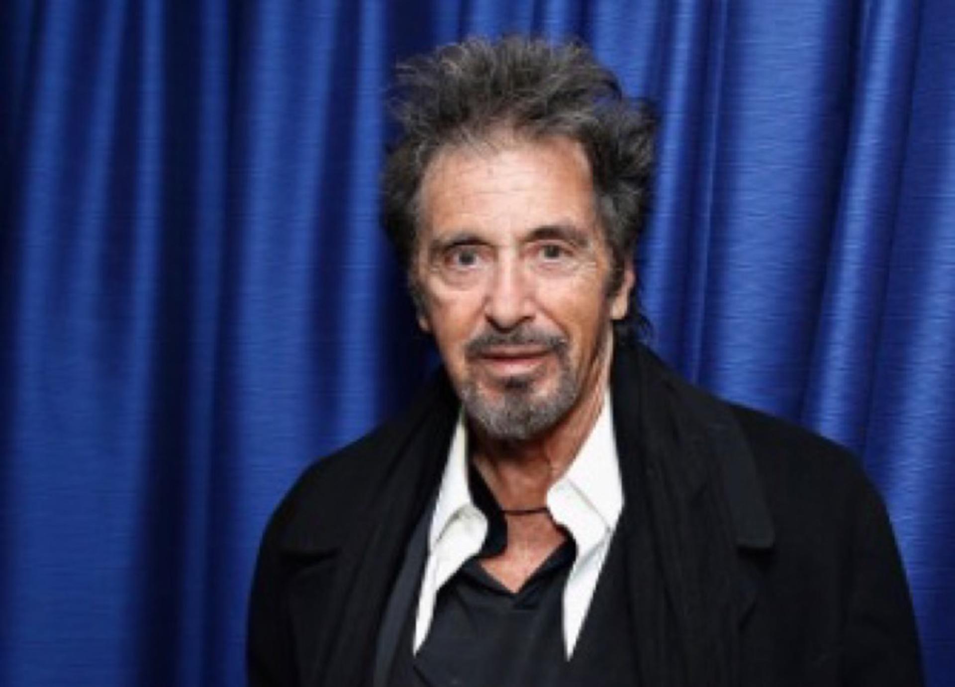 """Al Pacino es una leyenda del cine por la trilogía de """"The Godfather"""""""