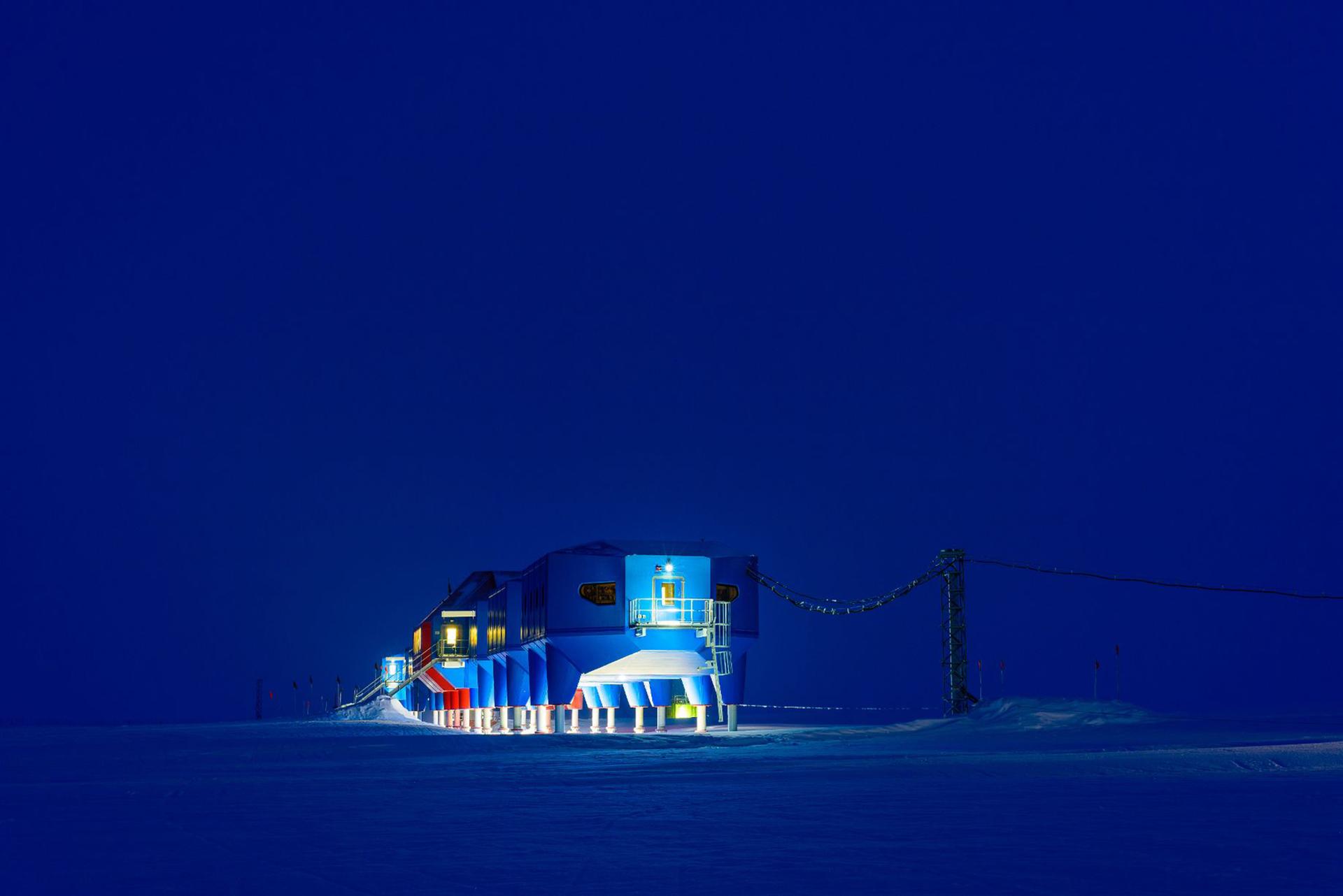 La Estación de Investigación Halley VI