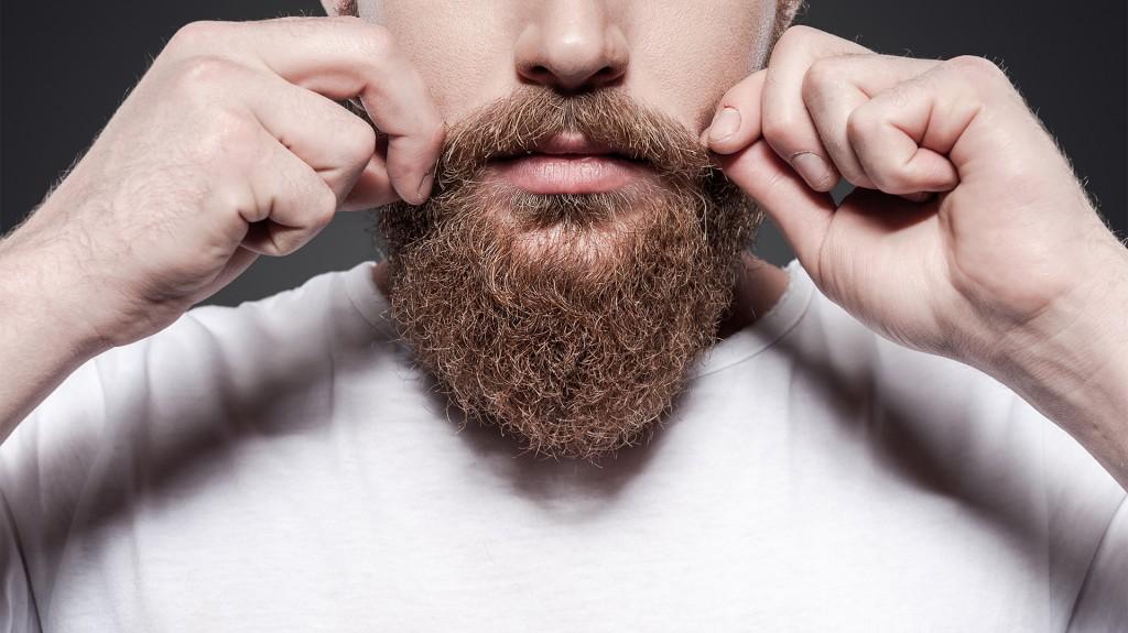 Desde hace tiempo, la barba pronunciada caracteriza el look de la mayoría de los hombres (IStock)