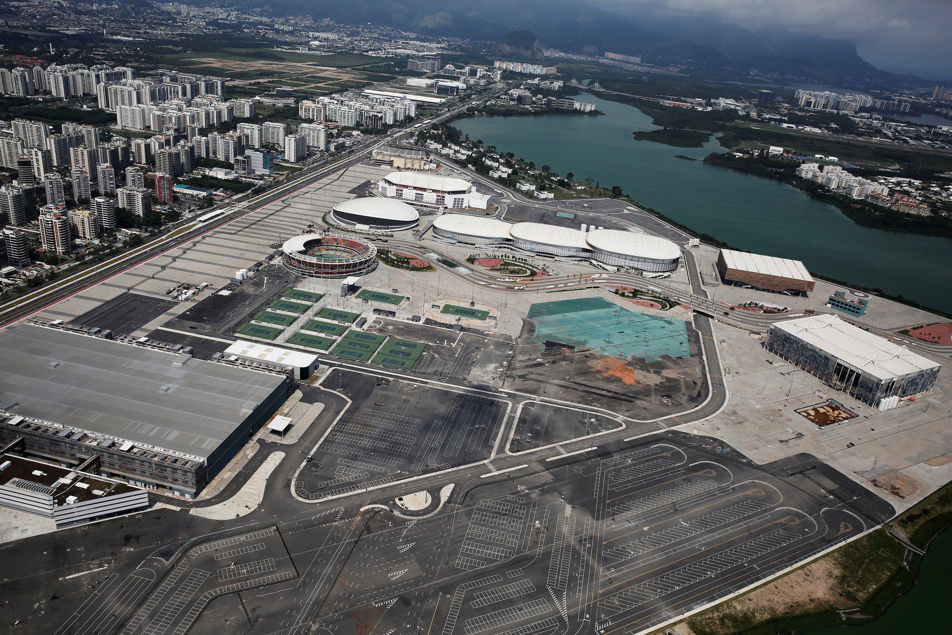 El Parque Olímpico fue el epicentro de los Juegos (Reuters)