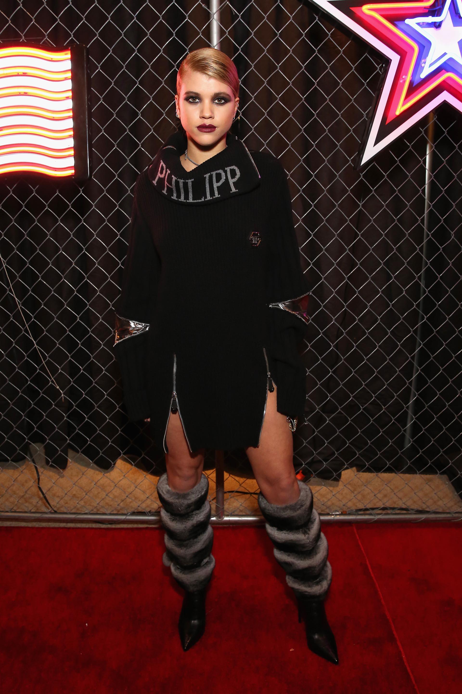 Sofia Richie con un estilo informal pero sofisticado