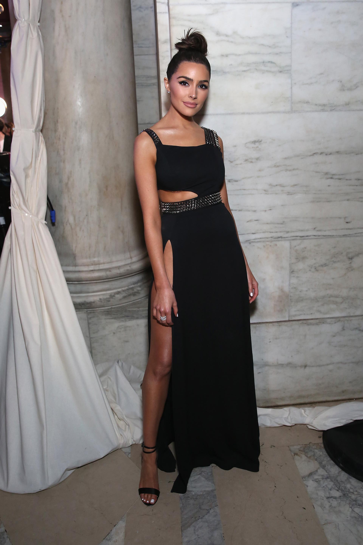 Olivia Culpo se coronó como la mujer más seductora de la noche
