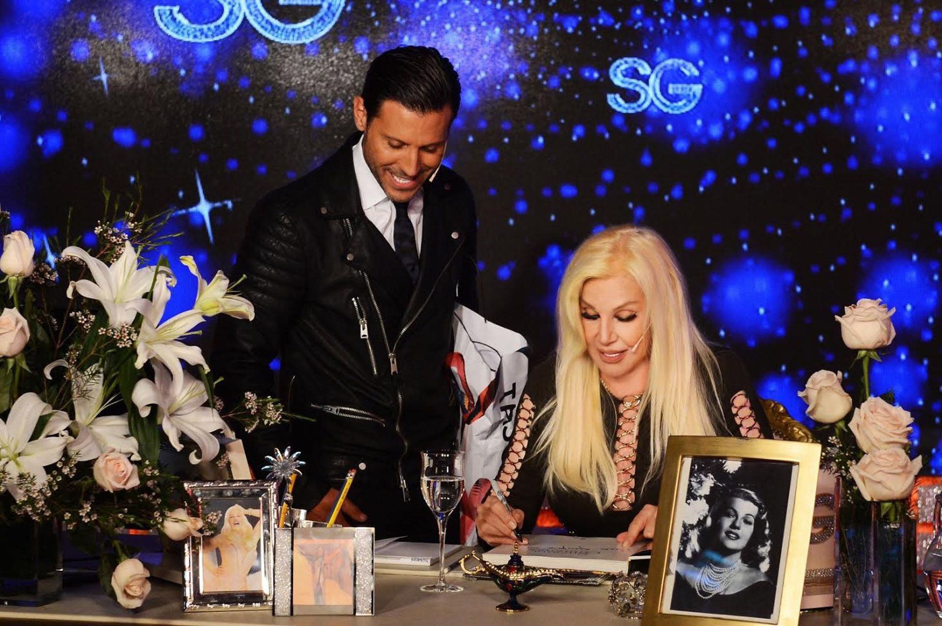 La producción advirtió que los premios del programa son únicamente anunciados por la propia Susana en cámara