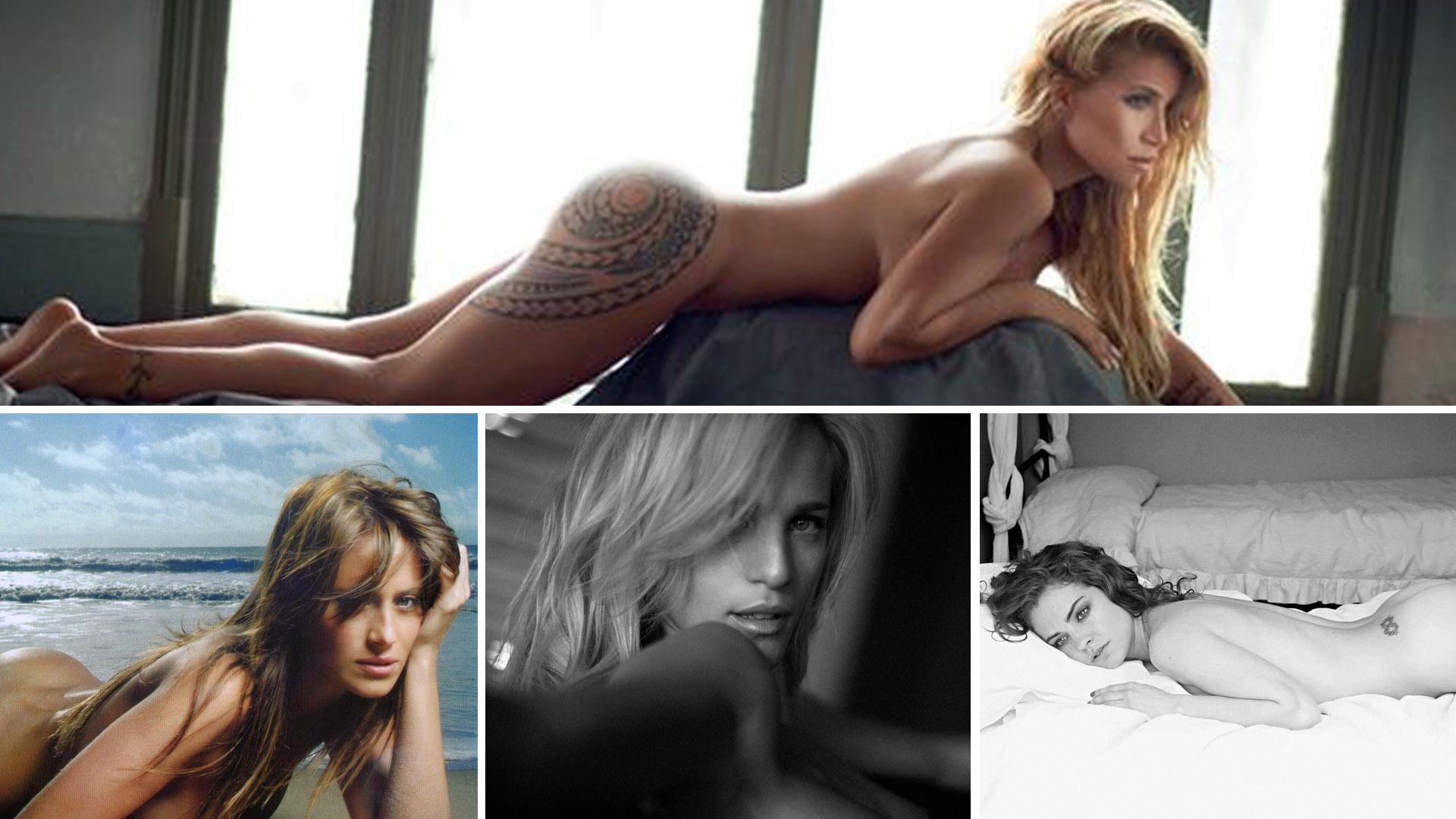 Analia Desnuda 10 actrices que también hicieron producciones al desnudo