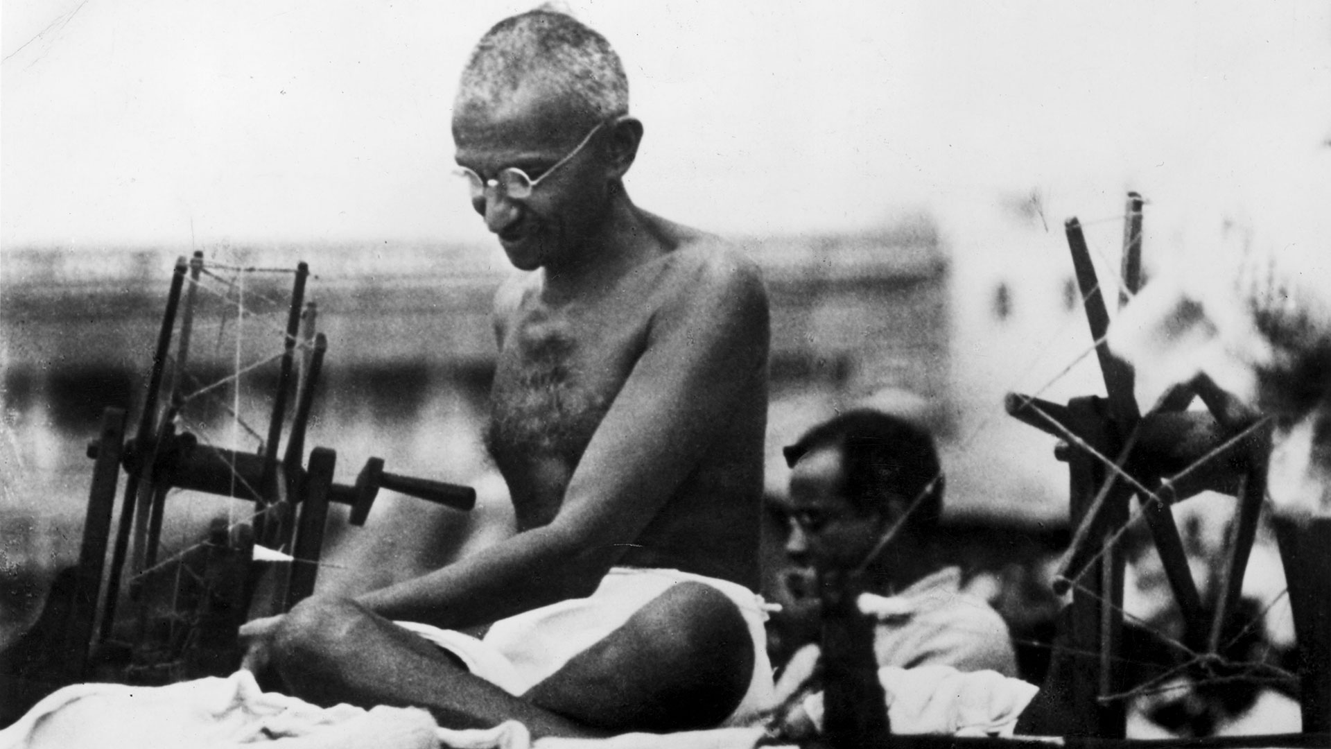Gandhi nació el 2 de octubre de 1869 en el actual estado de Gujarat (Getty Images)