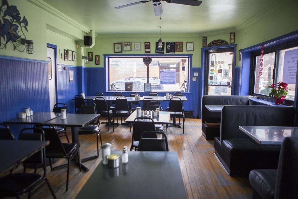 El Morning Glory Diner en Philadelphia estuvo vacío por un día en solidaridad con la convocatoria nacional
