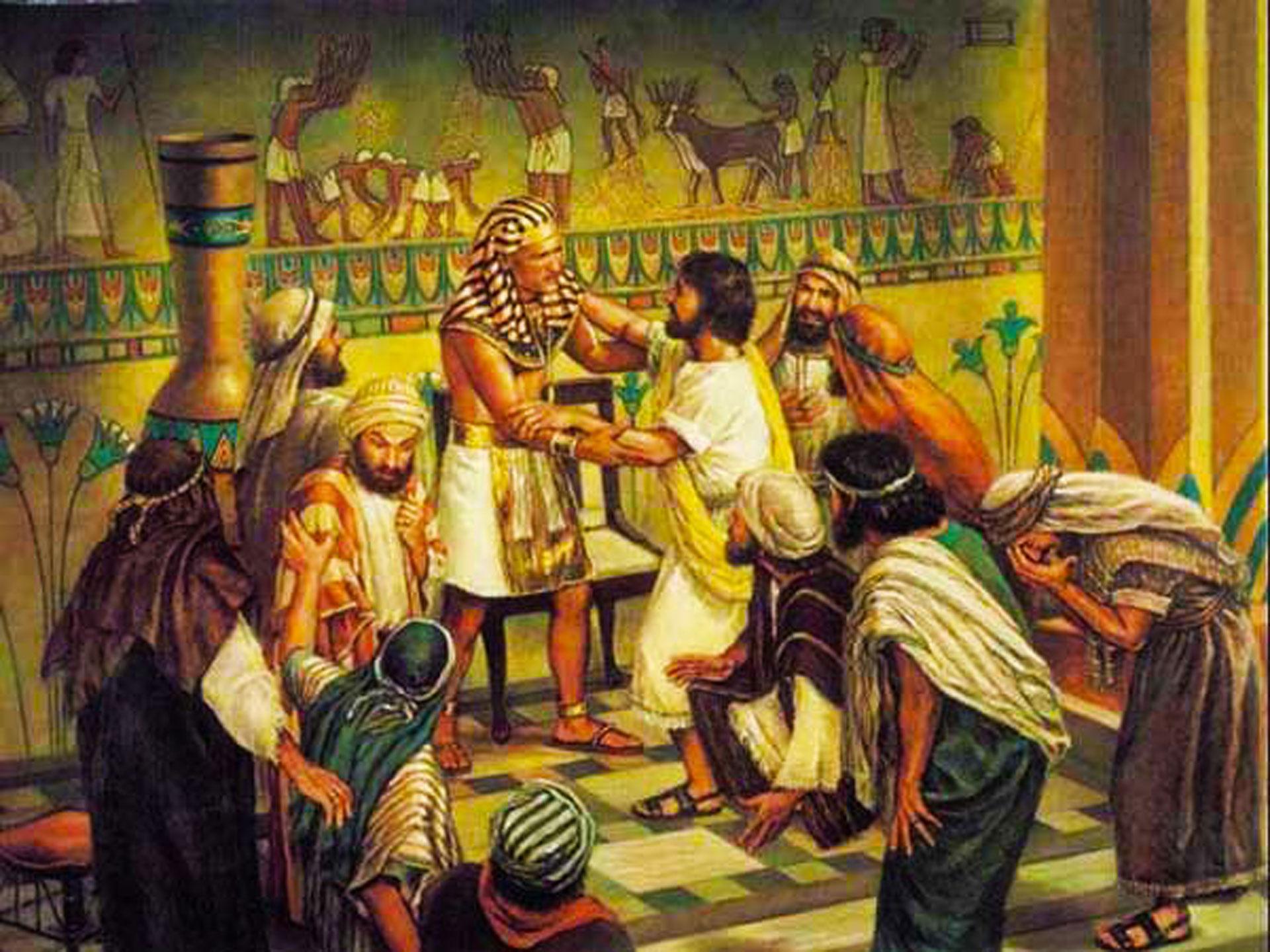 """De la cárcel al palacio: la """"novela"""" de José, el otro hebreo que fue  esclavo en Egipto - Infobae"""
