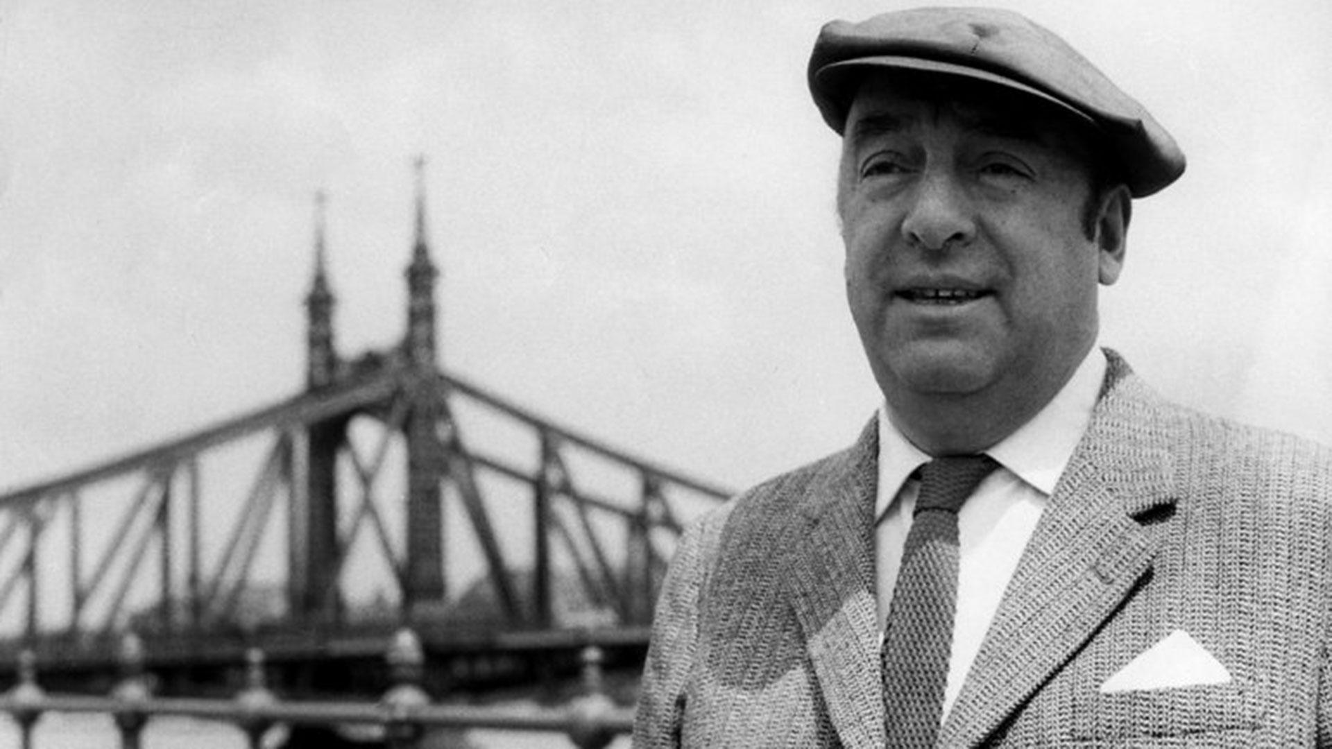 Versos De Película Pablo Neruda En La Pantalla Grande Infobae