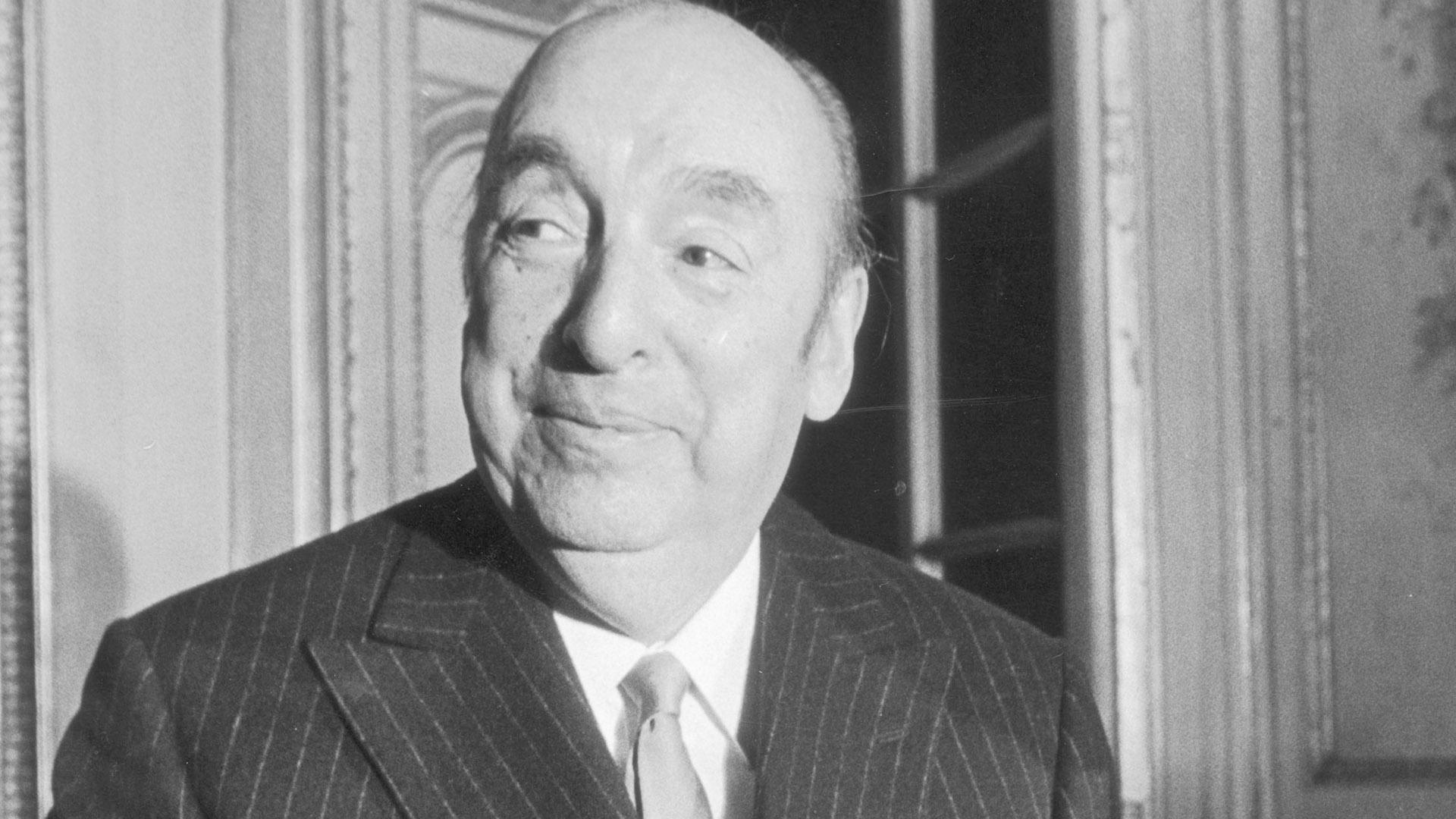 Pablo Neruda (Getty)