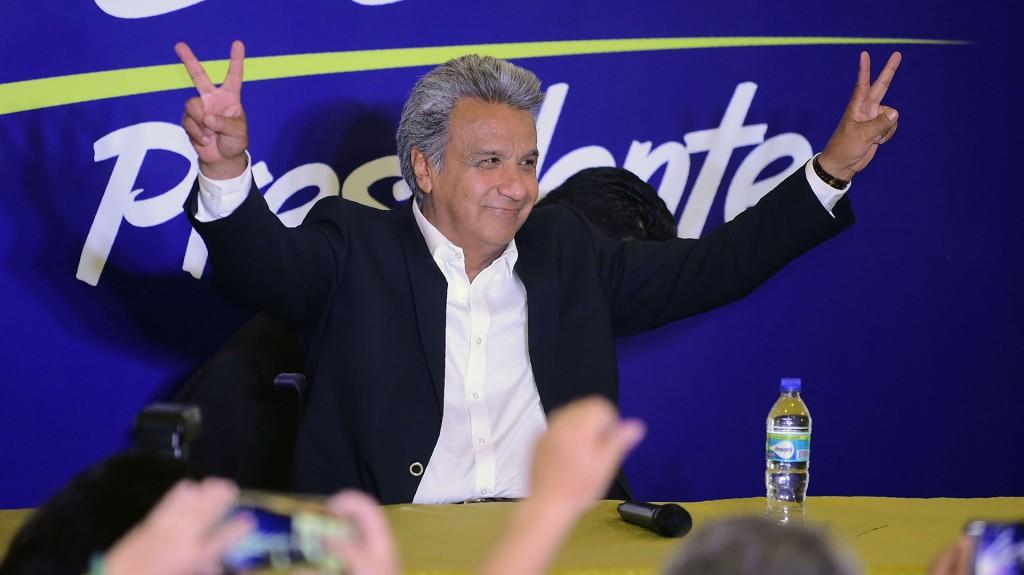 Lenín Moreno (AFP)