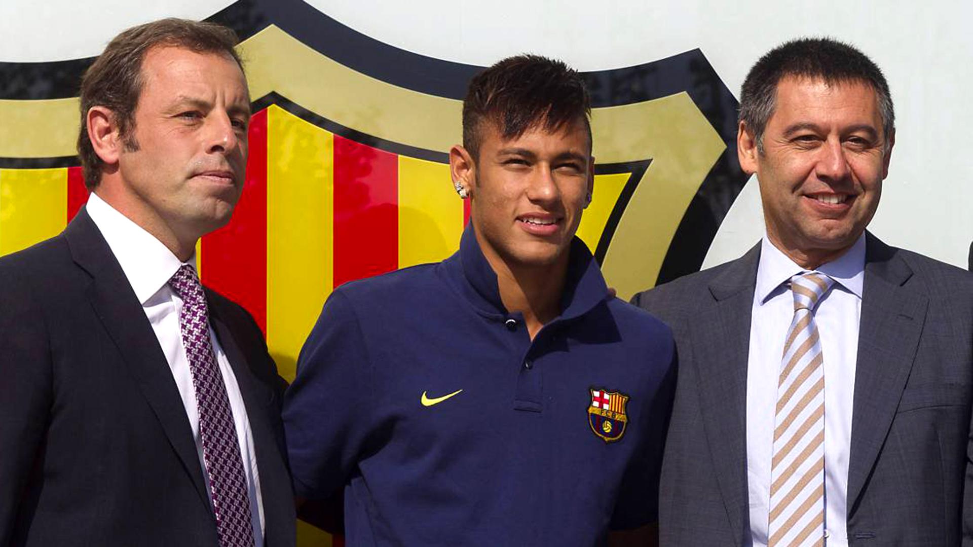 Rosell también tiene un juicio pendiente por un presunto delito de estafa en el fichaje de Neymar