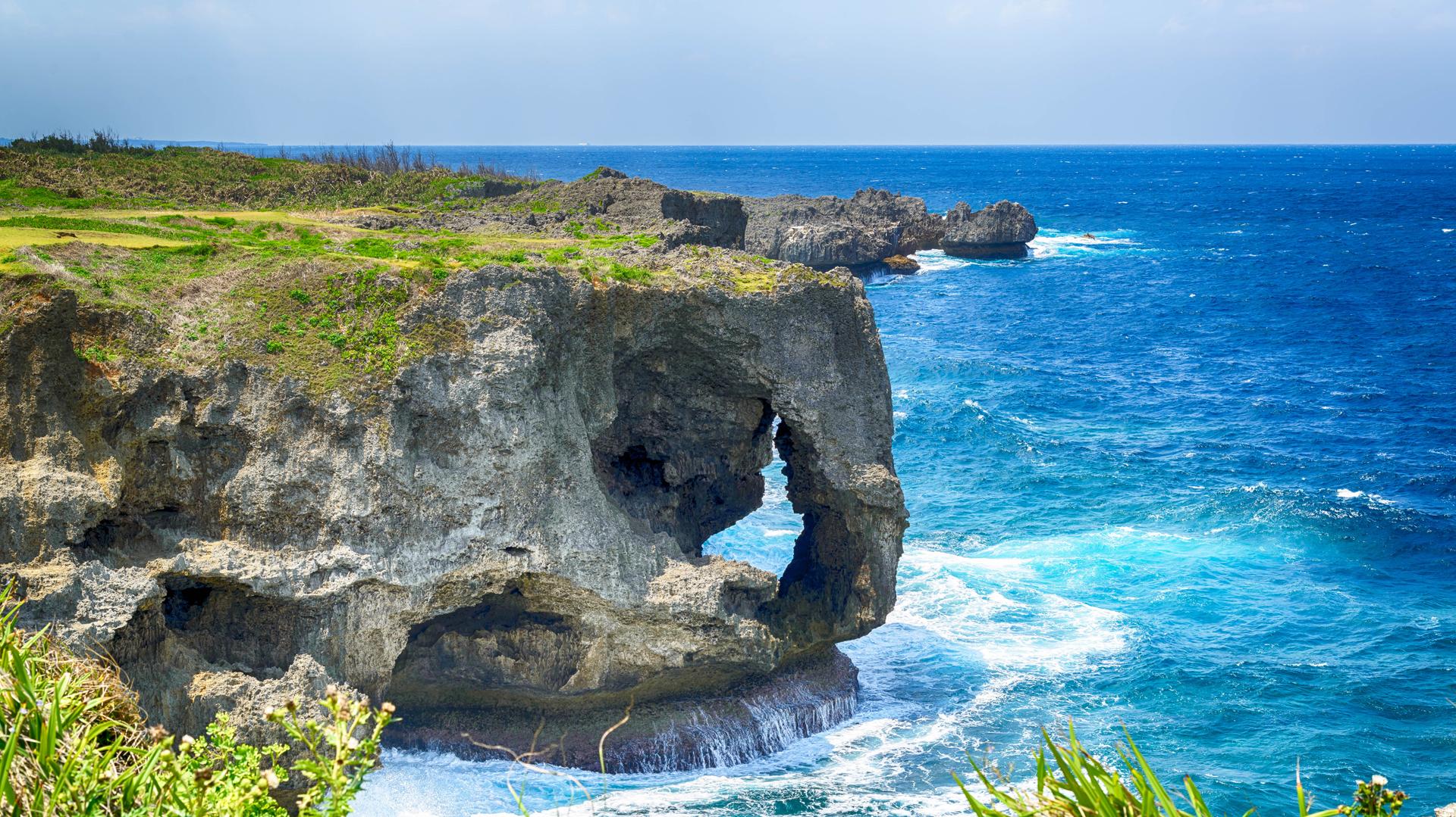 Okinawa, un destino paradisíaco de islas subtropicales (istock)