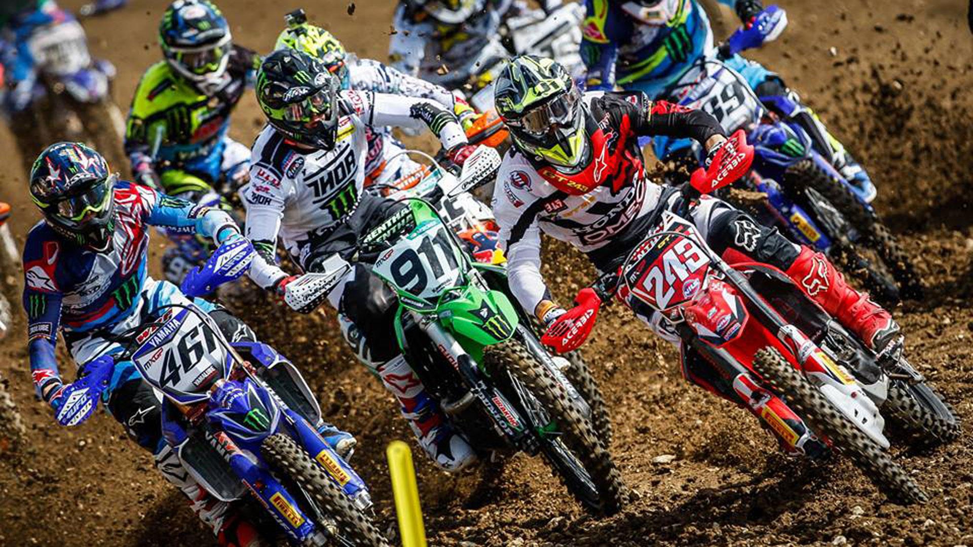 Cerca de 30.000 personas presenciaron la tercera fecha del Mundial de Motocross que tuvo como protagonista principal a Tim Gajser