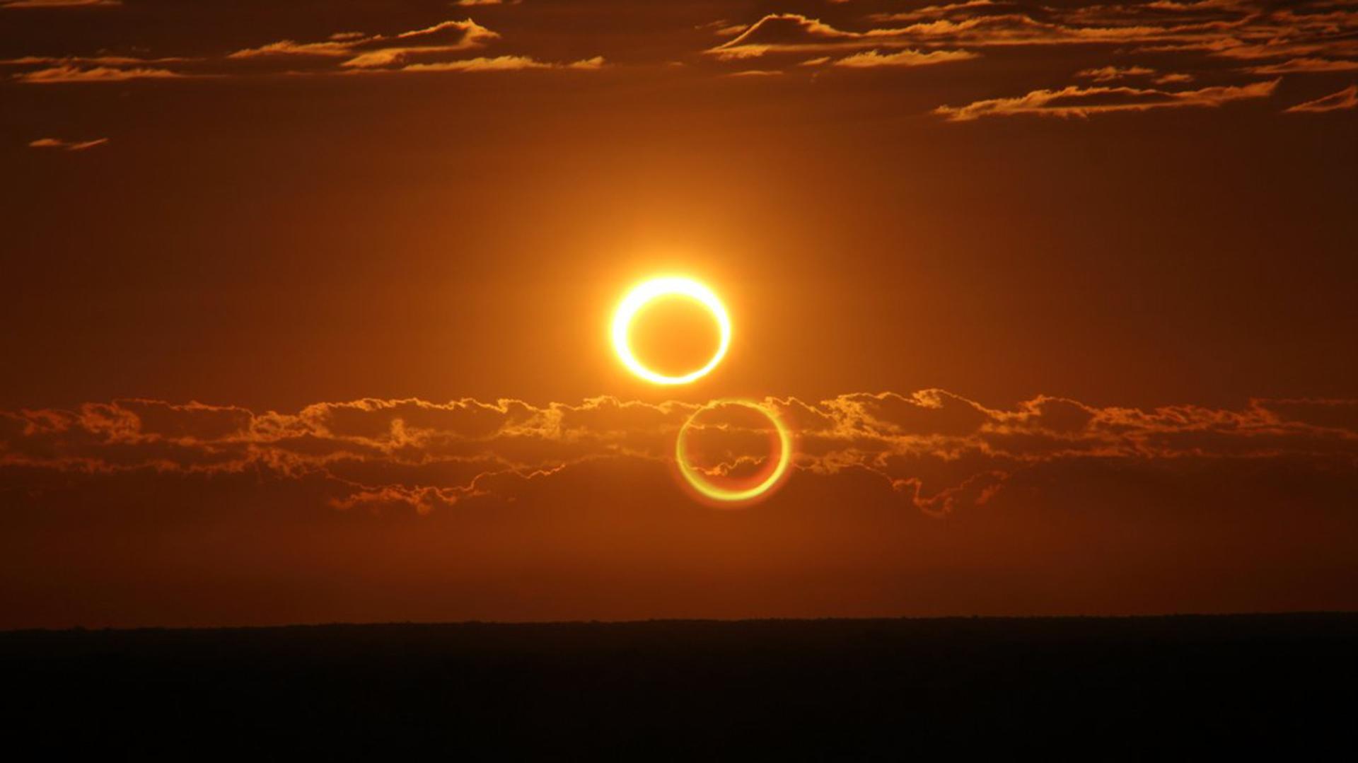 El uso de aplicaciones específicas que podrás descargar de forma gratuita en tu teléfono te permitirá tomar mejores fotos y localizarte en el sitio idealparaver el eclipse (@Min_Ciencia)
