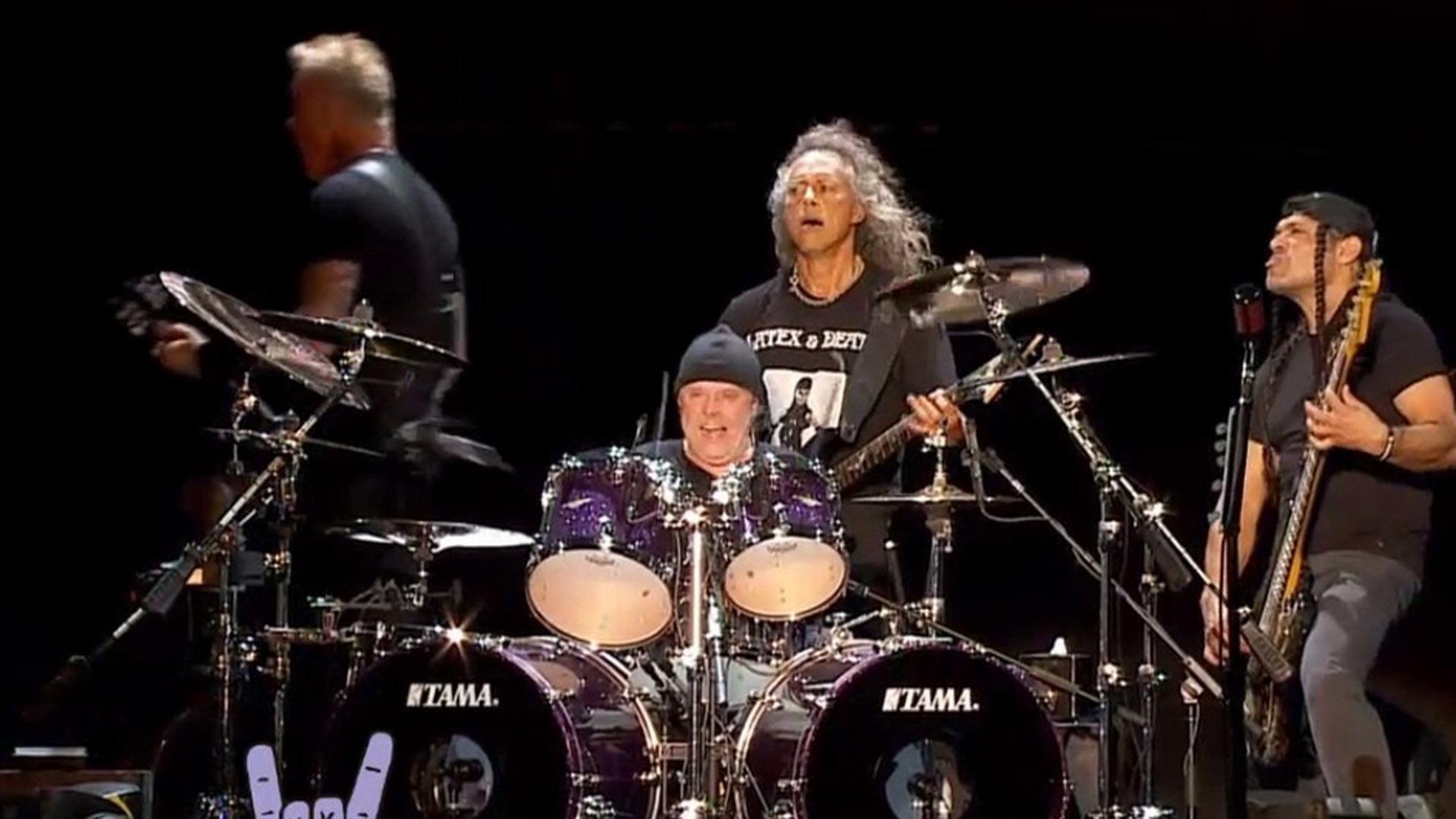 Metallica en el Lollapalooza