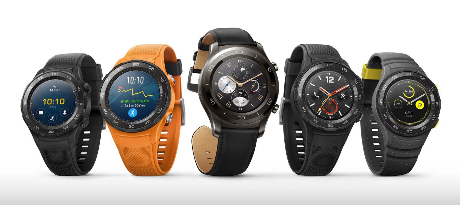 Huawei Watch 2, un reloj inteligente que ofrece mayor duración de batería que sus competidores